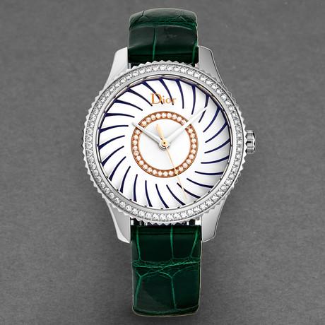 Dior Ladies Montaigne Quartz // CD152112A001 // New