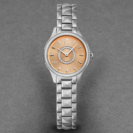 Dior Ladies Montaigne Quartz // CD151111M002 // New