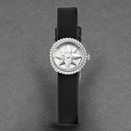 Dior Ladies La D De Dior Mini Quartz // CD040112A001 // New