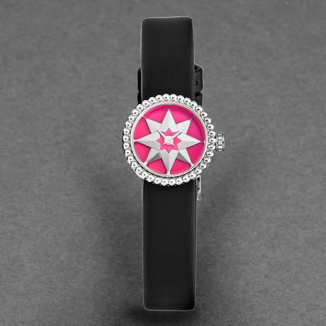 Dior Ladies La D De Dior Mini Quartz // CD040112A005 // New