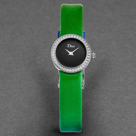 Dior Ladies La D De Dior Mini Quartz // CD040110A017