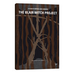 """The Blair Witch Project Minimal Movie Poster // Chungkong (26""""W x 40""""H x 1.5""""D)"""