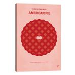 "American Pie Minimal Movie Poster // Chungkong (26""W x 40""H x 1.5""D)"