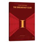 "The Breakfast Club Minimal Movie Poster // Chungkong (26""W x 40""H x 1.5""D)"