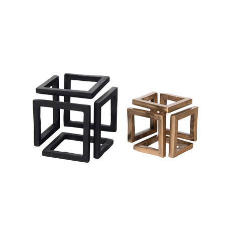 Ryker Decorative Accessory // Set of 2