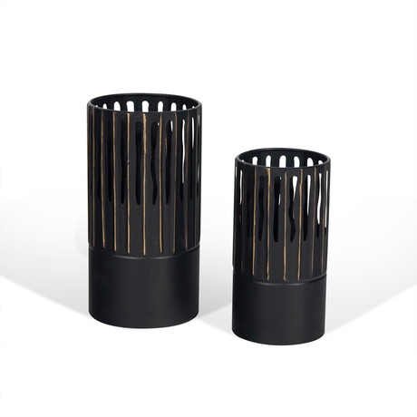 Sadira Candle Holder // Set of 2