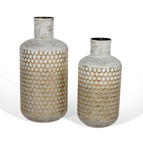 Marilla Table Vase // Set of 2