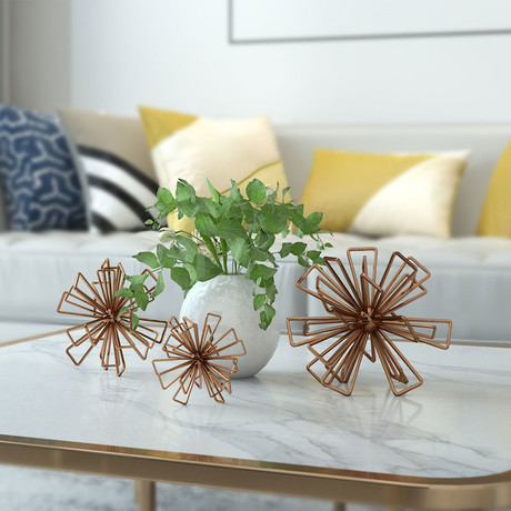 Rossetta Decorative Accessory // Set of 3
