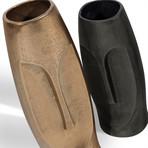 Nohea Vase (Gray // Medium)