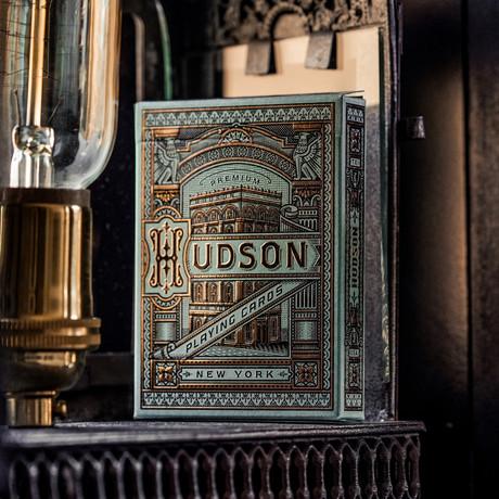 Hudson Playing Cards // Set of 2