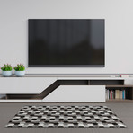 Raw // Lana Floor Mat (2' x 3')