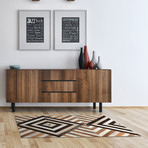 Marquetry // Nora Floor Mat (2' x 3')