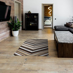Marquetry // Giulia Floor Mat (2' x 3')