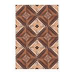 Marquetry // Audrey Floor Mat (2' x 3')