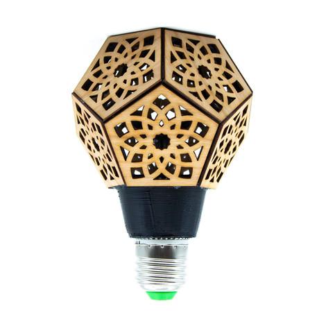 BulbGeo // Lotus Dodecahedron