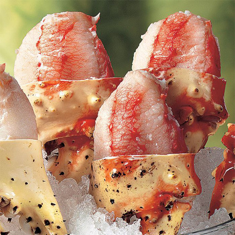 """Red King Crab Broiler Claw """"Lollipops"""""""