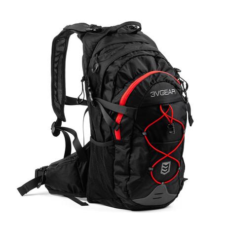 Surge Redline Hydration Backpack + 2L Hydration Reservoir
