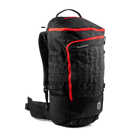 Sovereign Redline Internal Frame Backpack // 50L