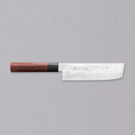 Nakiri Knife // Damascus