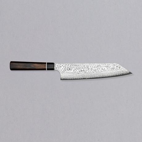 "Bunka Knife // Black Damascus // 7.8"""