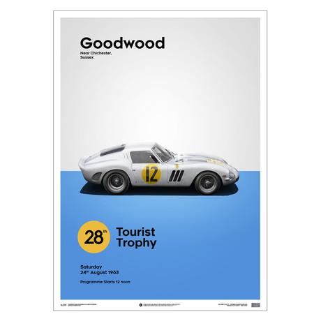 Ferrari 250 GTO // Goodwood TT // 1963 (Red)