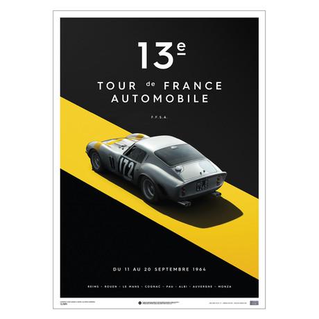 Ferrari 250 GTO // Silver // Tour de France // 1964