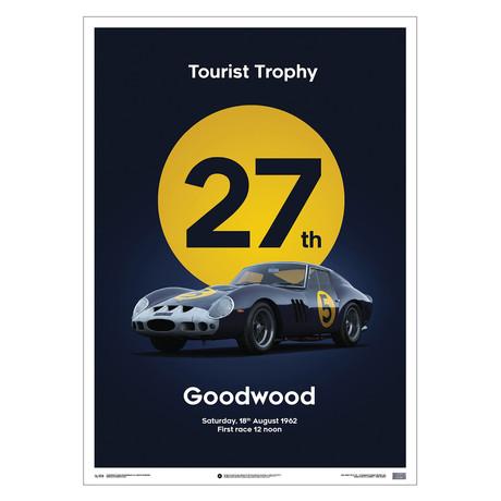 Ferrari 250 GTO // Goodwood TT // 1962 (Green)