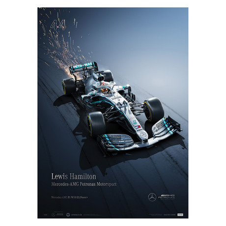 Mercedes//AMG Petronas Motorsport // Collector's Edition (Donuts)