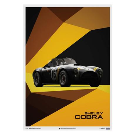 Shelby Ford AC Cobra Mk II // Black // 1962