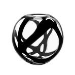 Globe Vase (Black)