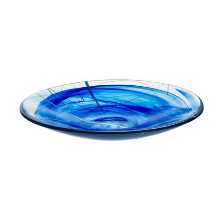 Contrast Platter (Blue)