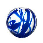 Globe Vase (Blue)
