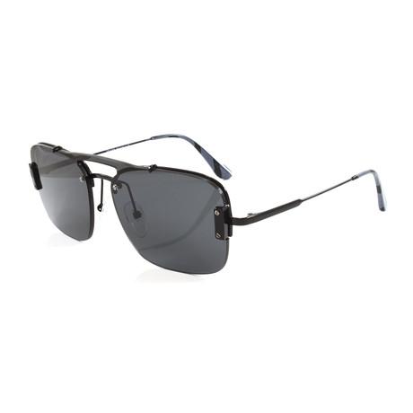 Prada // Unisex PR56VS Sunglasses // Black