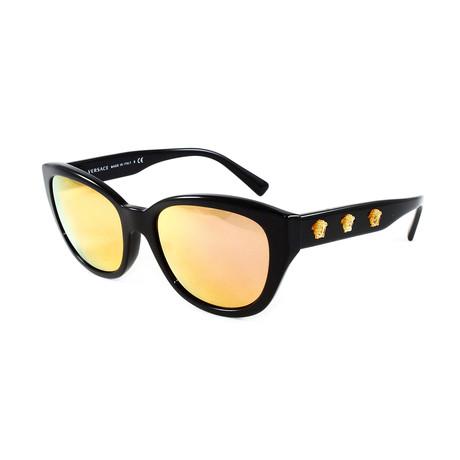 Versace // Women's VE4343A Sunglasses // Havana