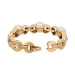 Assael 18k Yellow Gold South Sea Pearl Bracelet