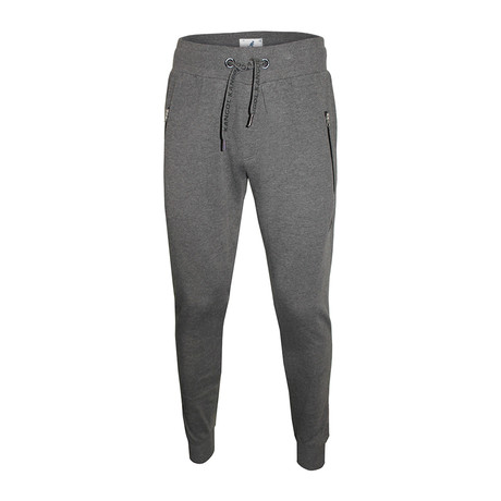 Drawcord Joggers // Charcoal Mix (S)