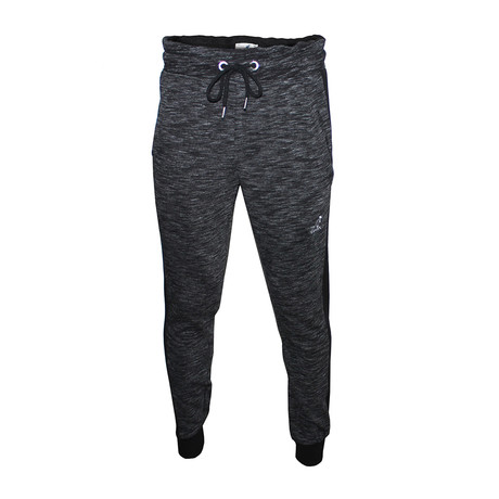 Inject Yarn Joggers // Black (S)