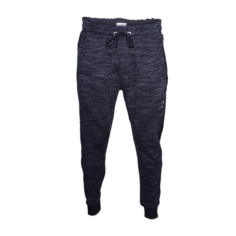 Inject Yarn Joggers // Navy (S)