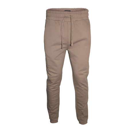 Perfect Jogger // Taupe (S)