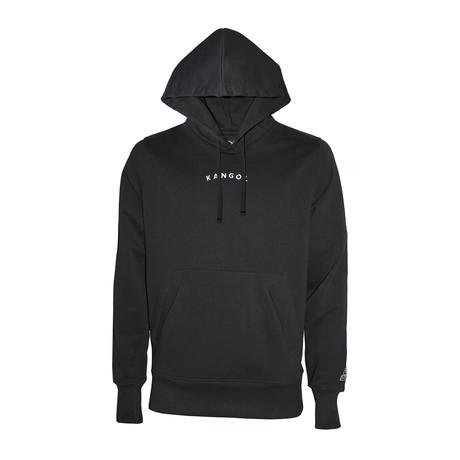 Icon Hoodie // Black (S)