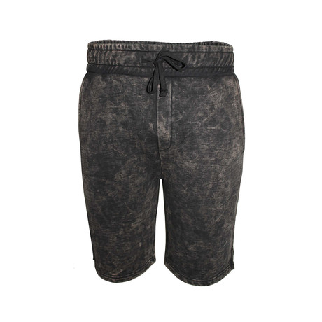 Denim Dye Short // Black Denim (S)