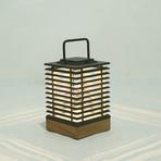 """Tekura Lantern // Teak // HPL // V4 (14"""")"""