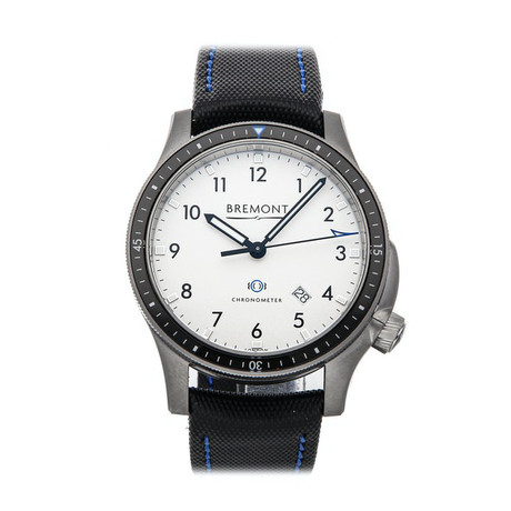 Bremont Model 1 Automatic // MODEL1-WH // Pre-Owned