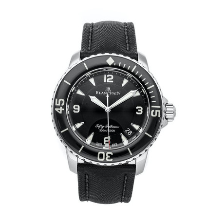 Blancpain Fifty Fathoms Automatic // 5015-1130-52A // Pre-Owned