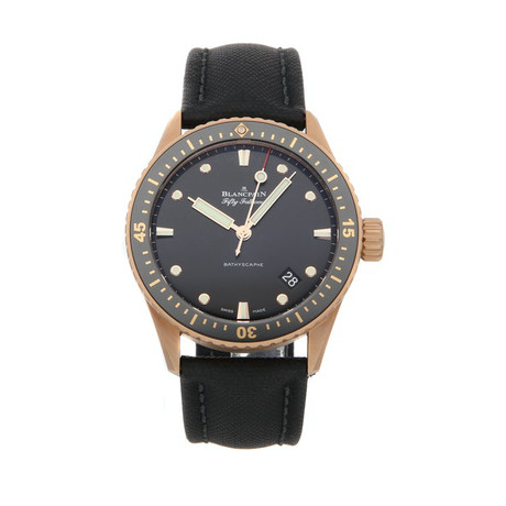 Blancpain Fifty Fathoms Bathyscaphe Automatic // 5000-36S30-B52A // Pre-Owned