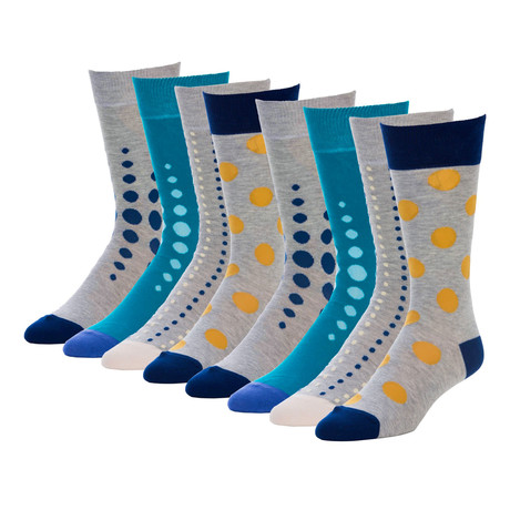 Reaction Classic Crew Sock // Pack of 8