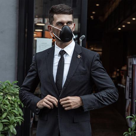 Reusable Mask // Black