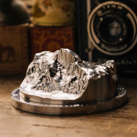 Half Dome, Yosemite NP // 3D Mountain Sculpture