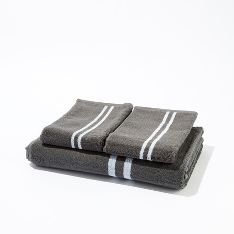 Smart Bath + Hand Towel Set (1 Bath Towel + 2 Hand Towel)
