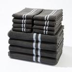Smart Bath + Hand Towel Set (1 Bath Towel + 2 Hand Towel)